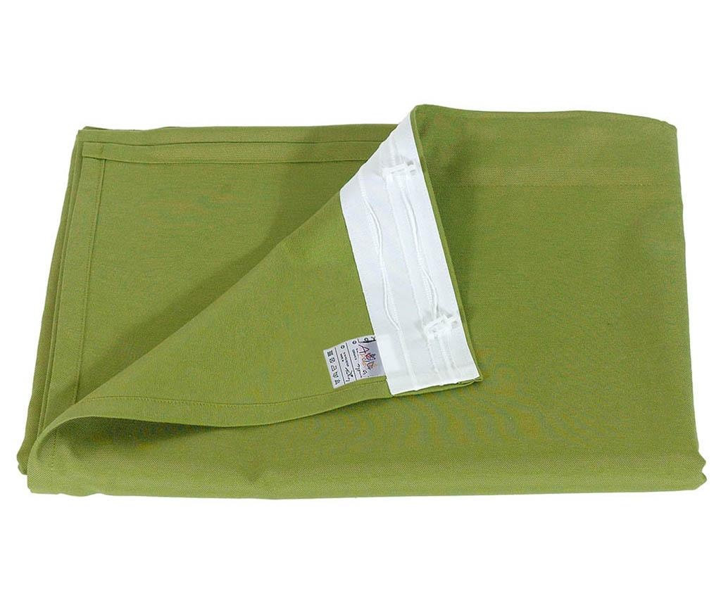 Záves Simple Green 170x270 cm