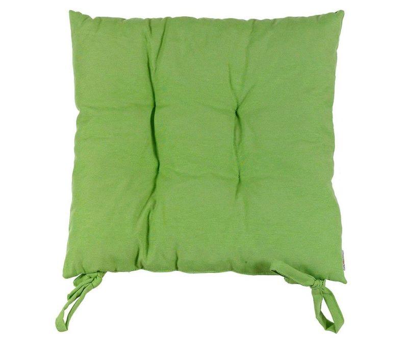 Pure Light Green Ülőpárna 37x37 cm