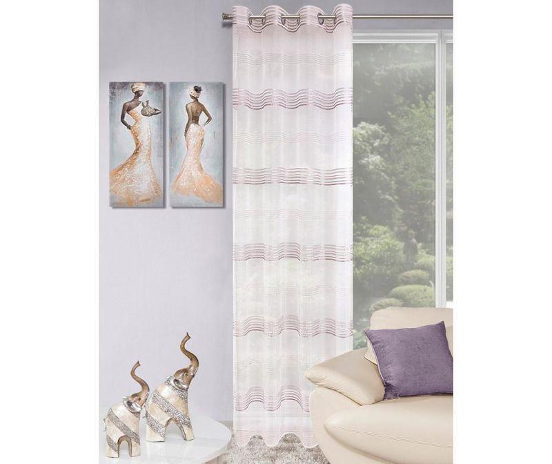 Zastor Etta Purple 140x250 cm