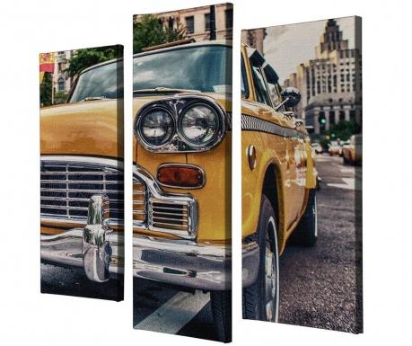 Σετ 3 πίνακες Side Car