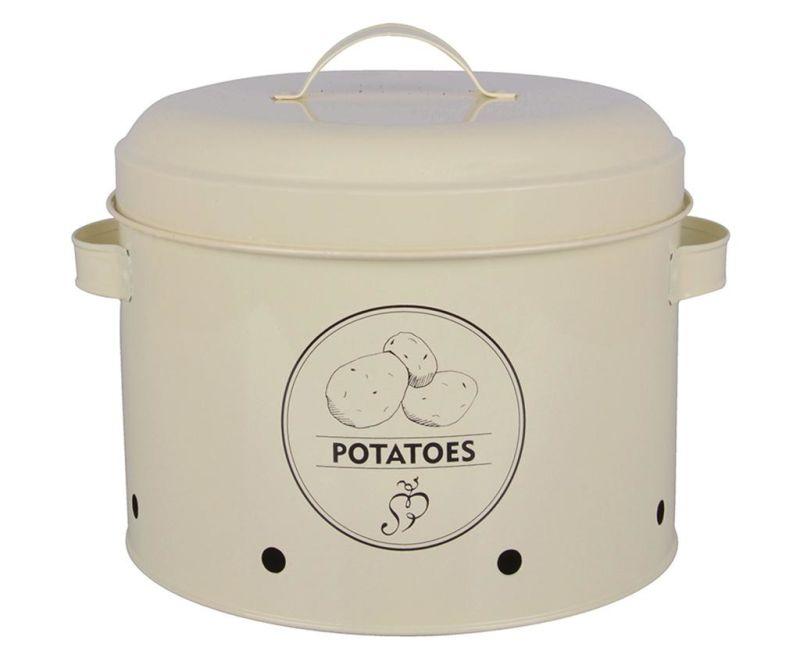 Съд с капак Galu Potatoes 6.325 L