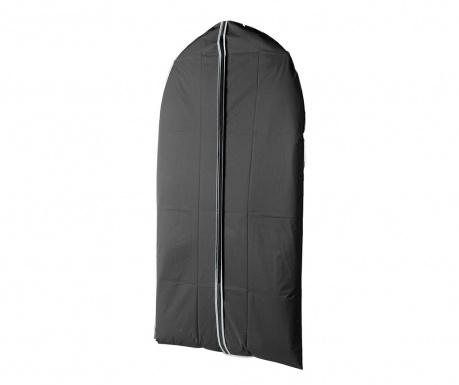 Θήκη ρούχων Zippy Black 60x100 cm