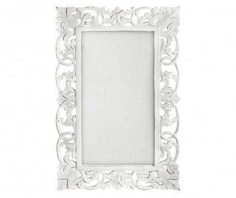 Zrkadlo Nature White
