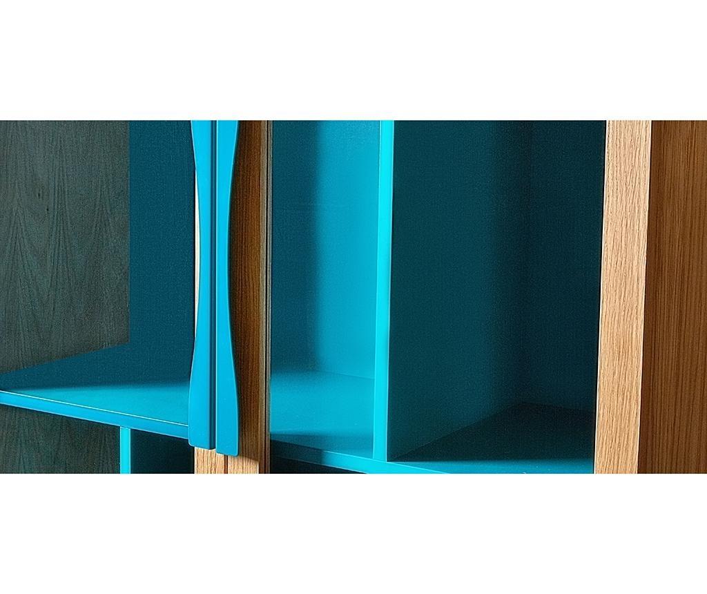 Vitrina Avona Water Blue