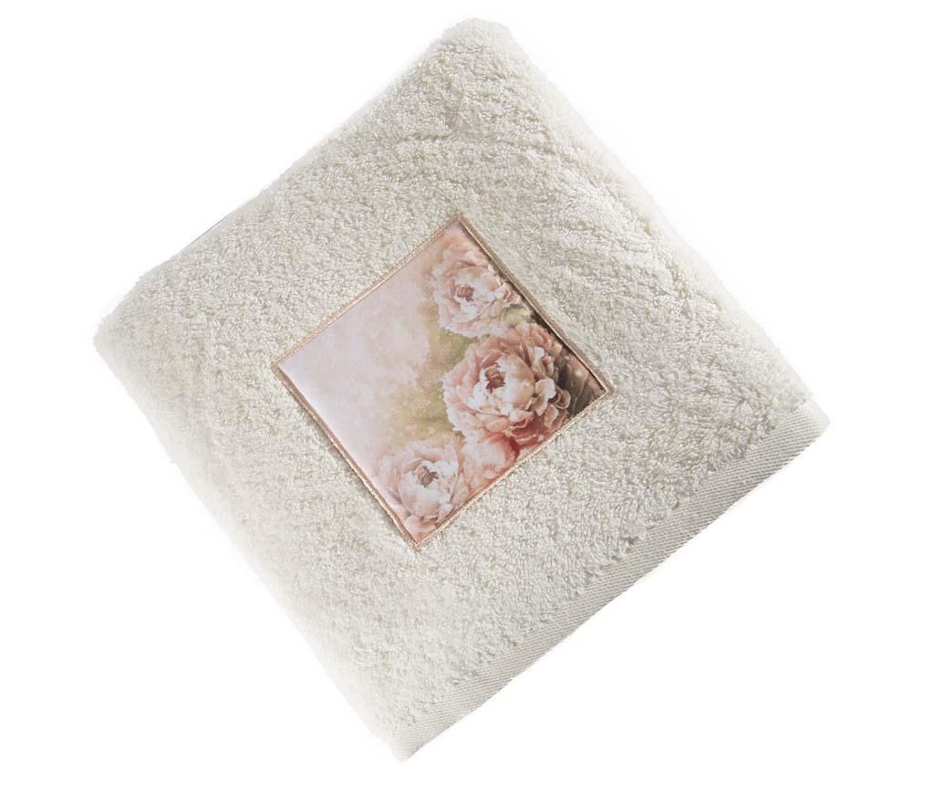 Kopalniška brisača Ella Cream 70x140 cm