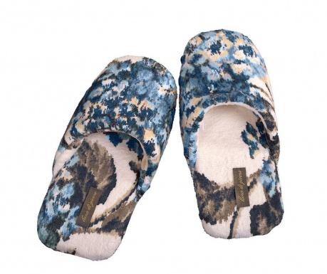 Domáce papuče Ortensia Blue 39/40