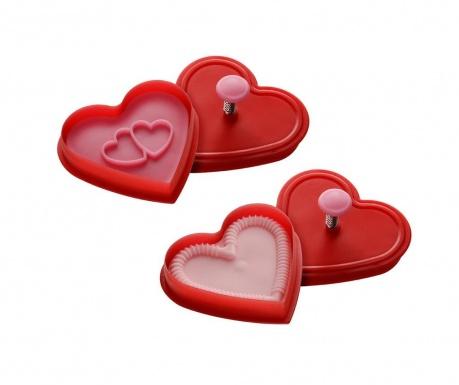 Hearty 2 db Keksz forma