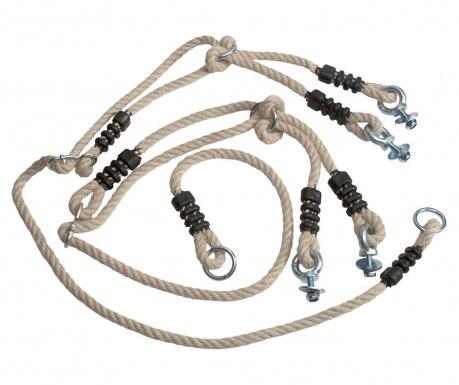 Tyre Swing 2 db Hinta felfüggesztő kötél