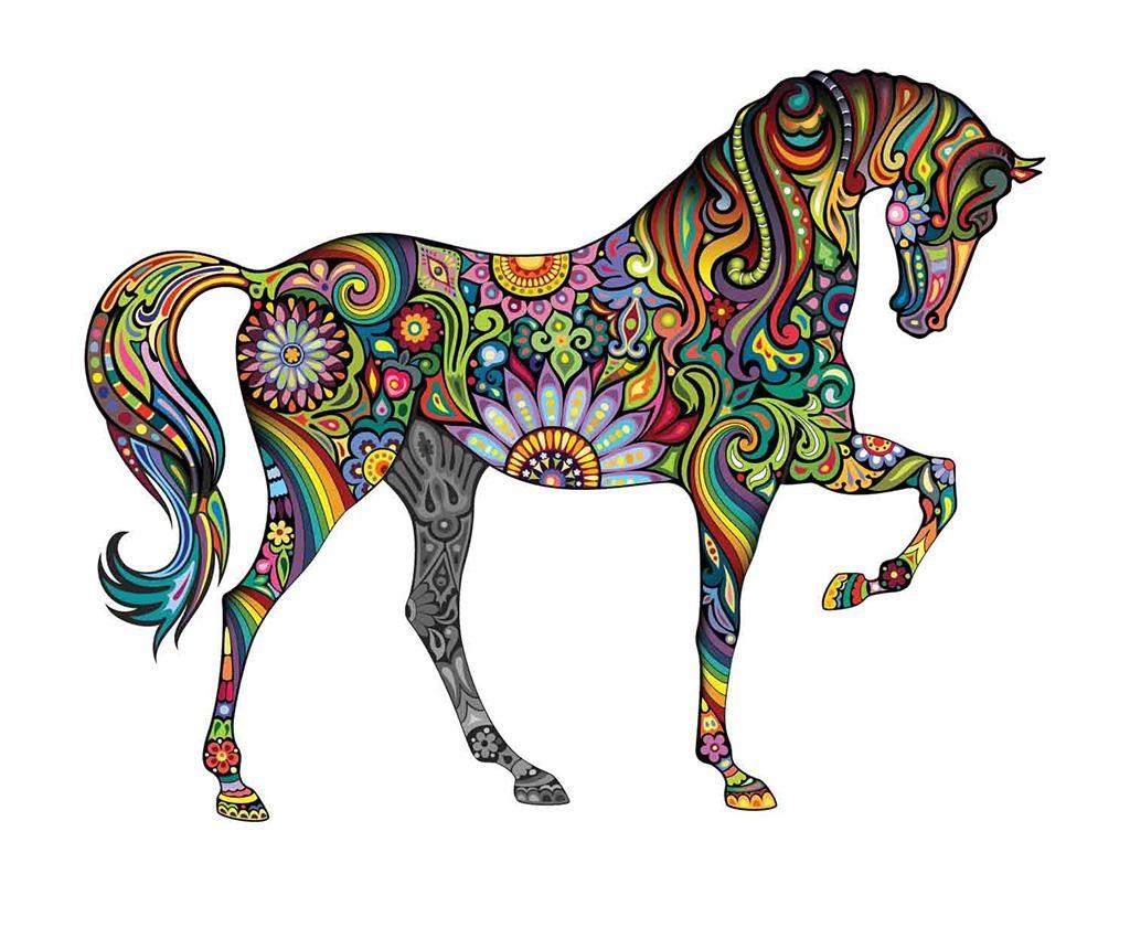 Hippie Horse Matrica
