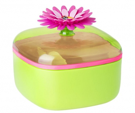 Κουτί αποθήκευσης τροφίμων  με καπάκι Sugar Flower