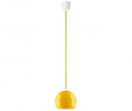 Stropna svetilka Myoo Glossy Yellow