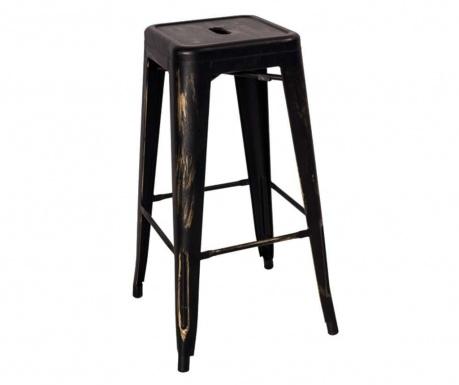 Barski stol Fair Brushed Black
