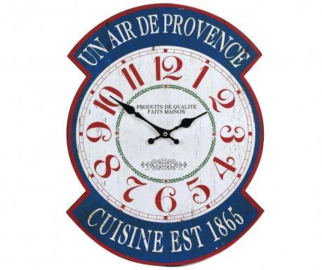 Zegar ścienny Un Air de Provence