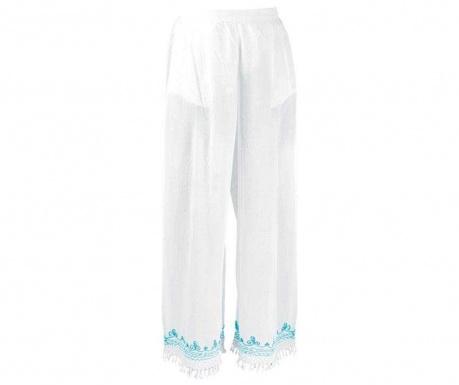 Плажен панталон Long Turquoise M