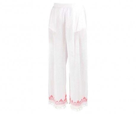 Плажен панталон Long Pink M