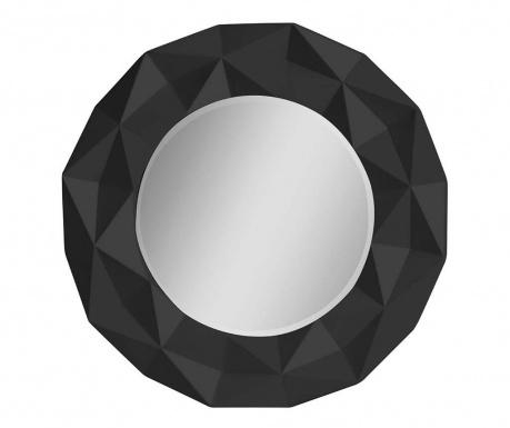 Zrkadlo 3D Effect Black