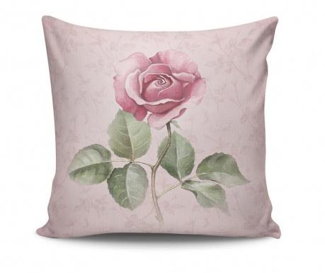 Μαξιλαροθήκη Rose 45x45 cm