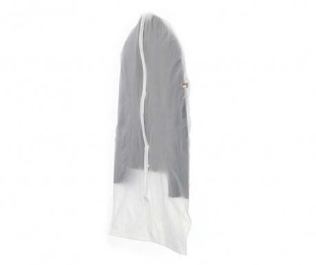 Vak na oblečenie Natural White 60x100 cm