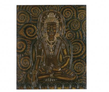 Dekoracja ścienna Buddha