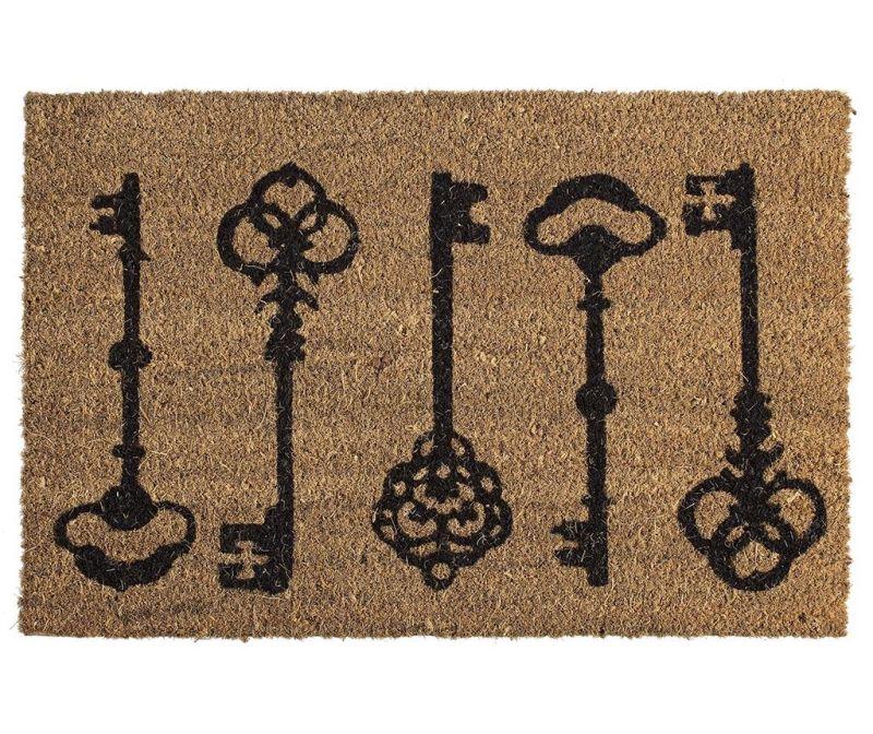 Predpražnik Five Keys 40x60 cm