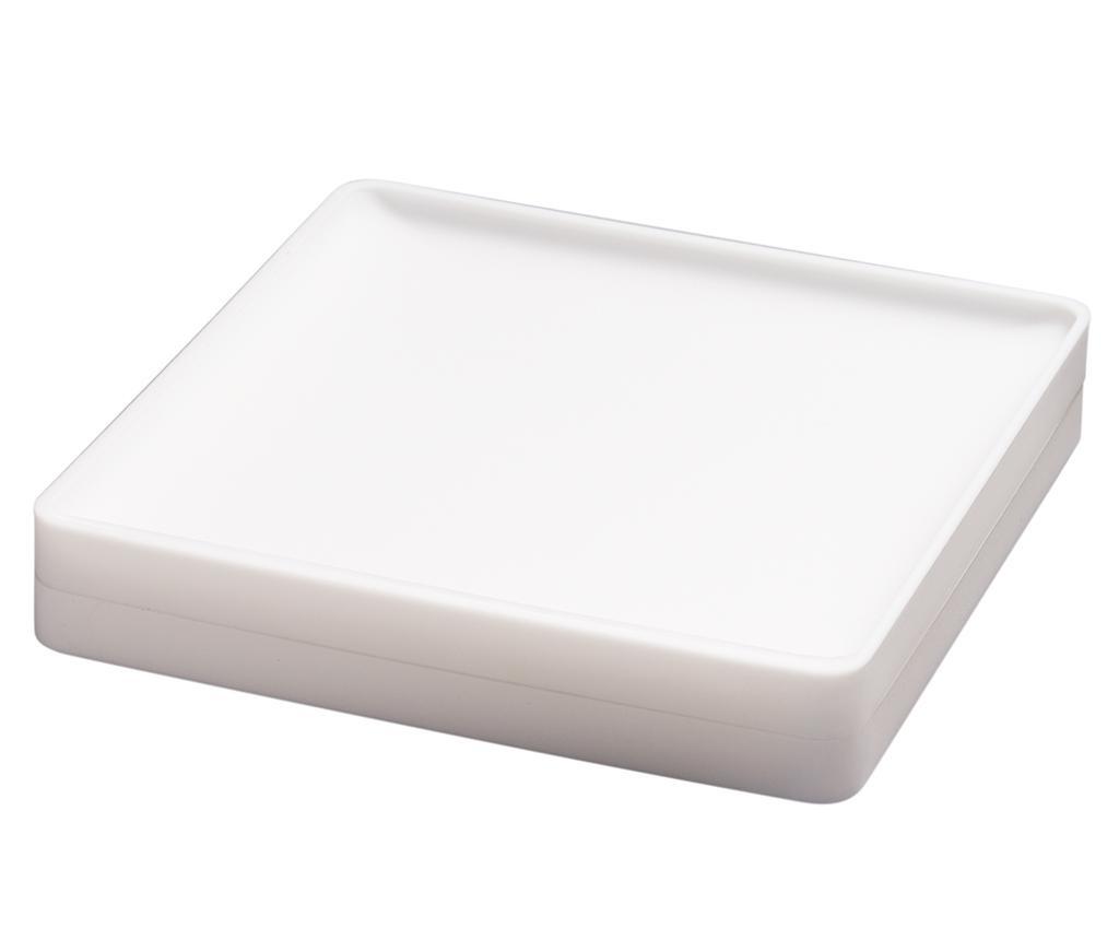 Podmetač za čaše Square White