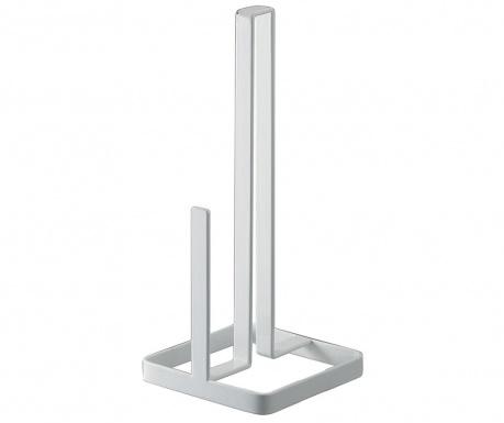 Поставка за кухненска хартия Tower White