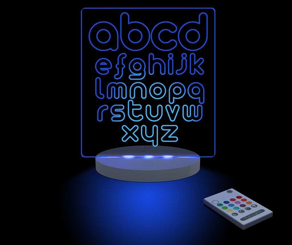 Lampa de veghe ABC