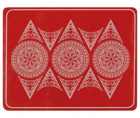 Oriental 4 db Tányéralátét 26x33.5 cm