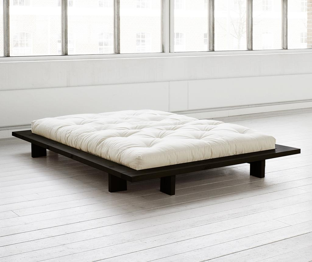 Rám postele Japan Black 160x200 cm