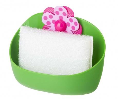 Σφουγγάρι πιάτων με βάση Lola Pink
