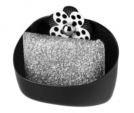 Σφουγγάρι πιάτων με βάση Silver Flor