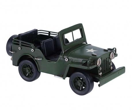 Dekorácia Military Car