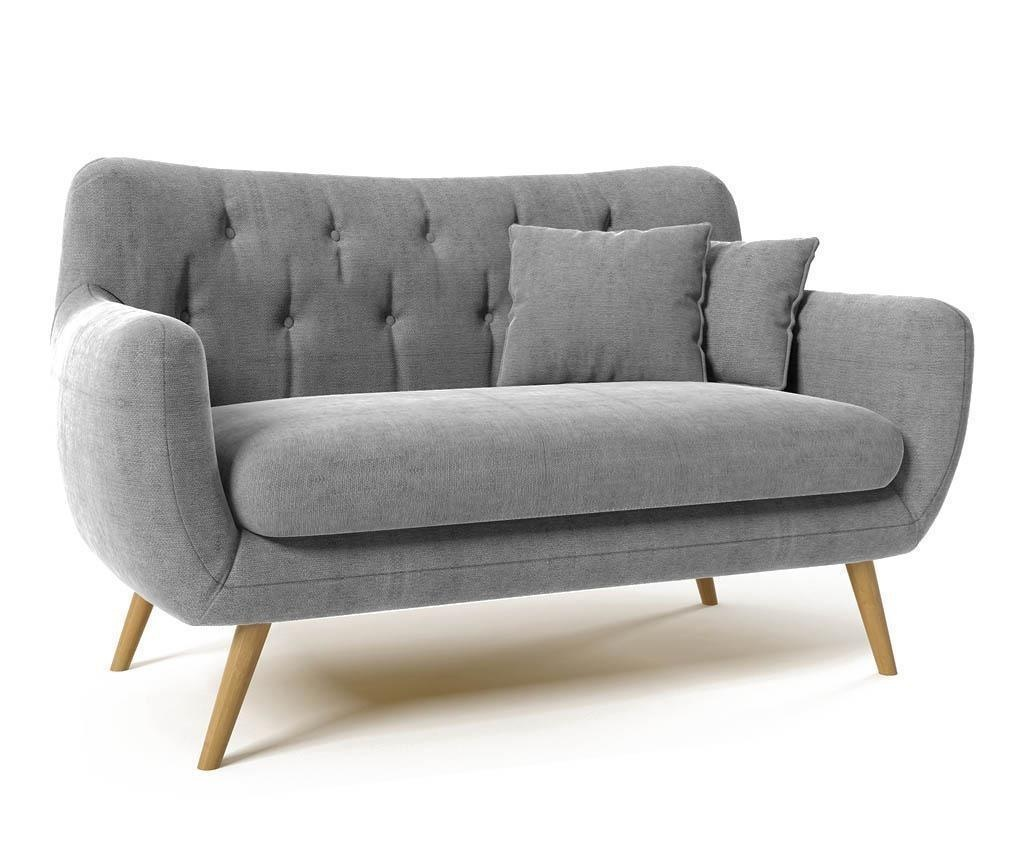 Kauč dvosjed Renne Grey