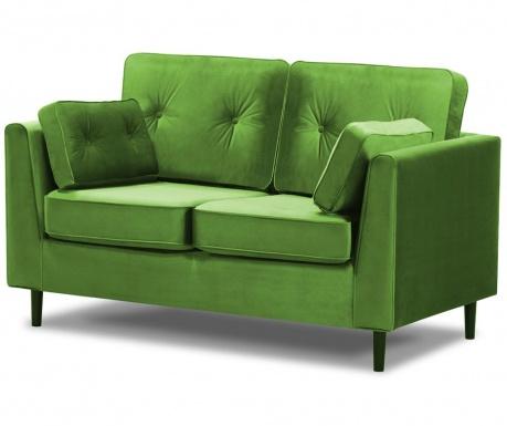 Marigold Green Kétszemélyes Kanapé