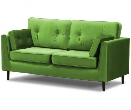 Marigold Green Háromszemélyes Kanapé