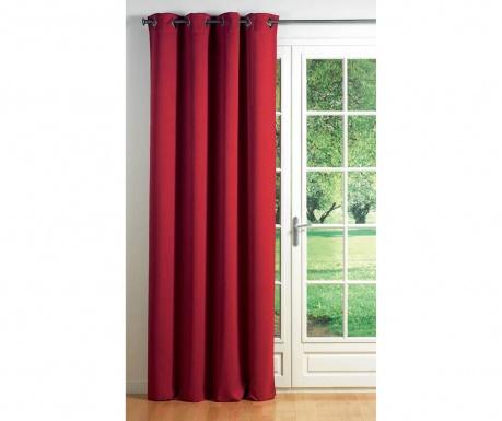 Zasłona zaciemniająca Cocoon Opaque Red 140x260 cm