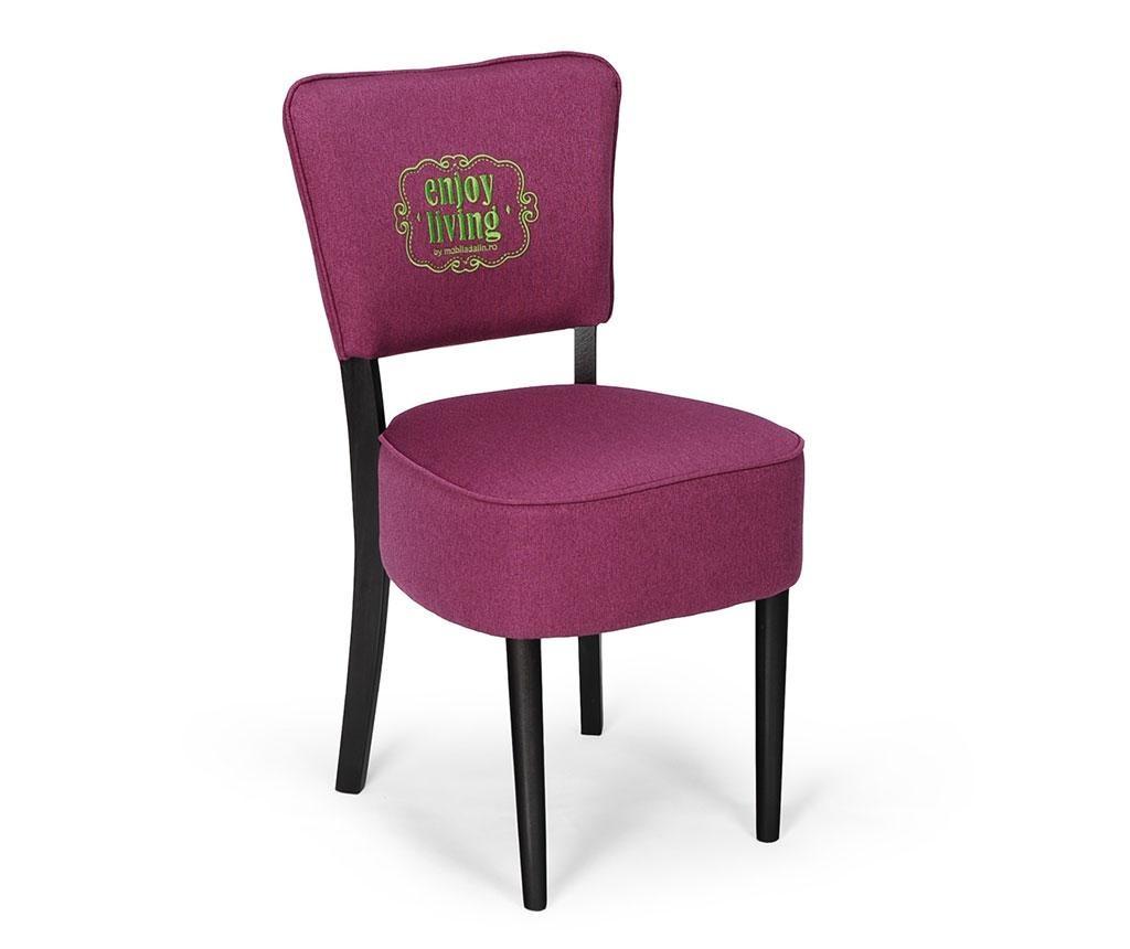 Stol Nisa Purple Braided Classic