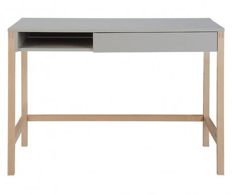 Písací stôl Northgate Grey
