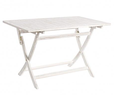 Exteriérový skladací stôl Octavia