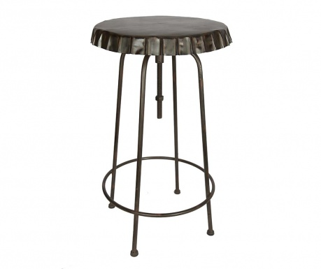 Barový stůl Capsule Black