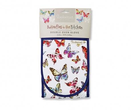 Butterflies Dupla konyhai fogókesztyű