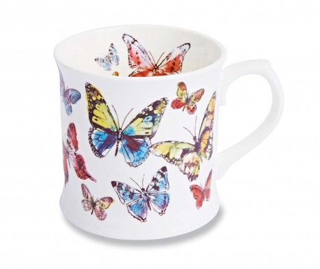 Butterflies Bögre 440 ml
