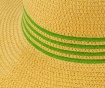 Klobuk Lina Yellow Lime 57-58 cm