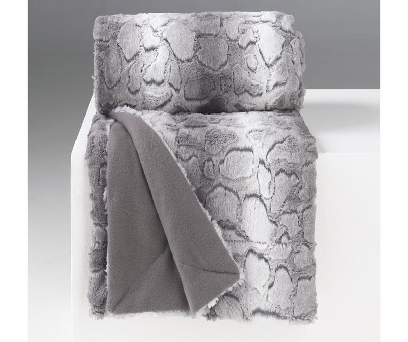 Pled Siberie Grey 127x152 cm