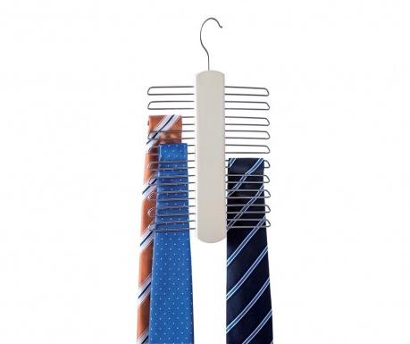 Vešiačik na kravaty Lan