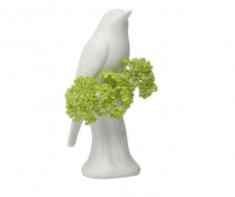 Váza Lovely Bird Grey