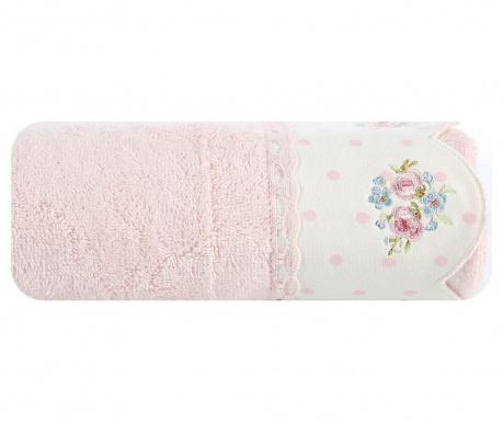 Ručník Erin Light Pink 70x140 cm