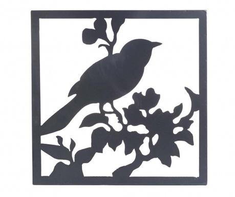 Stenska dekoracija Bird on Tree