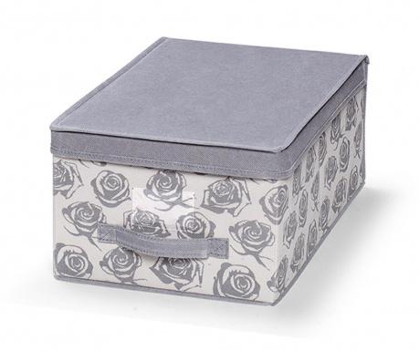 Κουτί με καπάκι για αποθήκευση Roses S