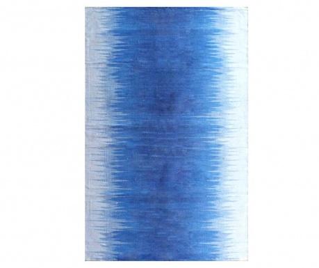 Covor Kilim Gradient Blue